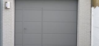 Deluca schrijnwerkerij - Lierde - Sectionaal poorten